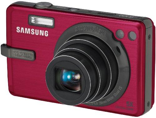 Samsung IT100 - Cámara Digital Compacta 12.2 MP