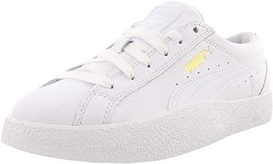 PUMA Women's Love Tumble Leather Sneaker