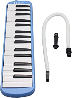 kowaku Melodica for Children A. Adults I Melodica 32 Keys with - Blue, 42.5x10.5x4.3cm