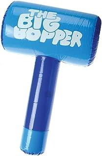 U.S. Toy IN380 Big Bopper Inflate, Blue