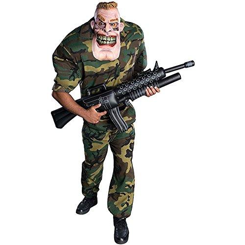 Rubie's DEUTSCHLAND GMBH, Kostüm XL Punisher