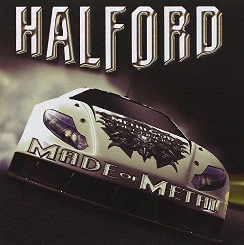Halford: Halford 4-Made of Metal (Audio CD)