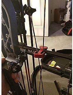 شريحة الكابلات المصنوعة من سبائك الألومنيوم تزيل ضوضاء إطلاق النار السلس لكابل الرماية بالسهام من أجل الرماية