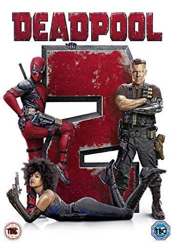 Deadpool 2 DVD [UK Import]