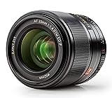 Auto-Focus Prime Lens VILTROX AF 33mm F1.4 XF STM Full Frame Portrait Lens for Fuji X-Mount Camera X-T1/2/3/10/20/30/100/200 X-A1/2/3/5/7/10/20 X-E1/2/2S/3 X-PRO1/2 X-H1 X-M1