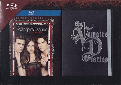 Vampire Diaries - Saisons 1 à 3 - Édition Limitée + Goodies [Blu-ray]