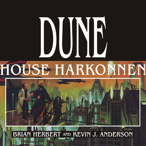 House Harkonnen: House Trilogy, Book 2 cover art