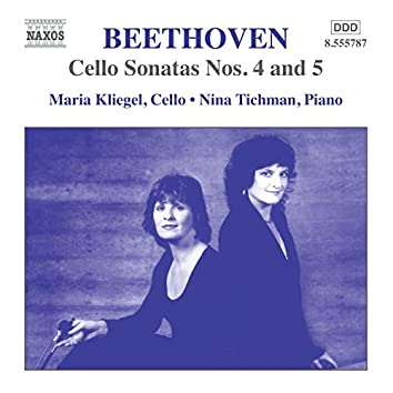 Beethoven: Cello Sonatas Nos. 4 and 5, Op. 102