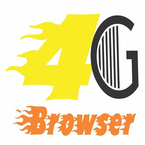 4G Fast Internet Browser: Speed Browser 2018