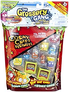 The Grossery Gang Large Pack Season #1 Corny Chips Bag
