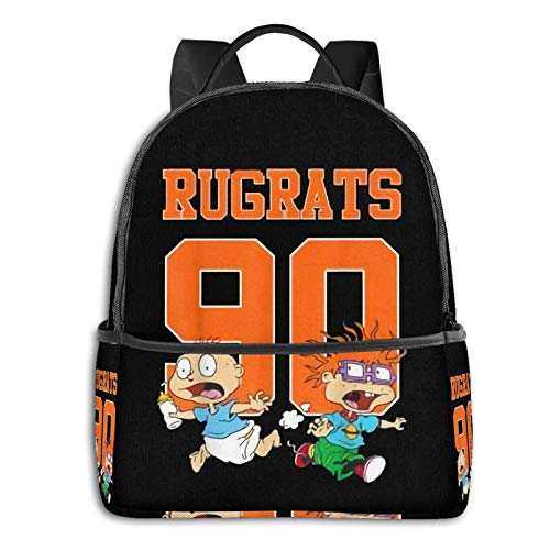 yongwang Whitneychuang Rugrats Tommy Travel Laptop Backpack