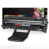 WBZD - Cartucho de tóner compatible para impresora láser Samsung ML-1610 2010 2510 SCX-4521F 4321, 2000 páginas, color negro