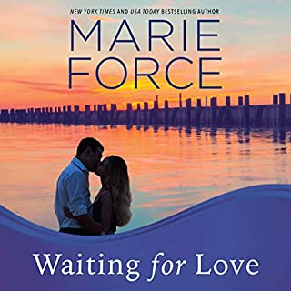 Waiting for Love audiobook cover art