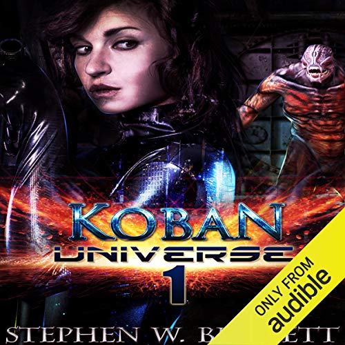 Koban Universe 1 cover art