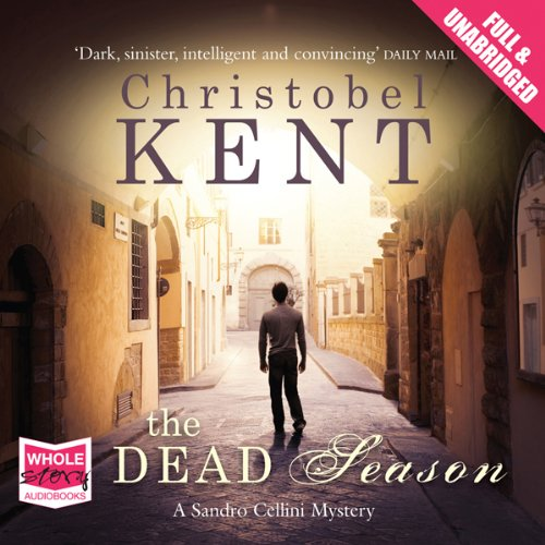 The Dead Season audiobook cover art
