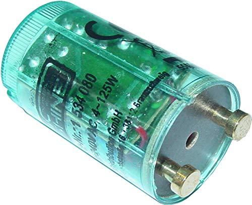 Sofortstarter, Schnellstarter 4-125 Watt, 0,3s, für Leuchtstofflampen Neonröhren