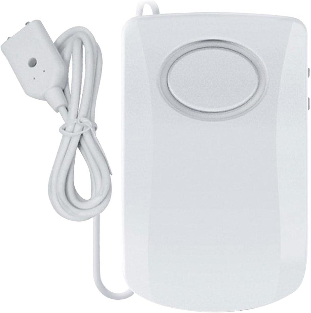 EKDJKK Security Alarm Detector Water Flood Leakage Sensor Super At the price beauty product restock quality top Alert