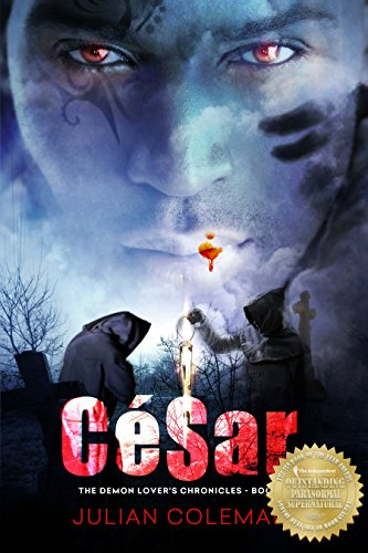Book: César (The Demon Lover's Chronicles Book 1) by Julian M. Coleman