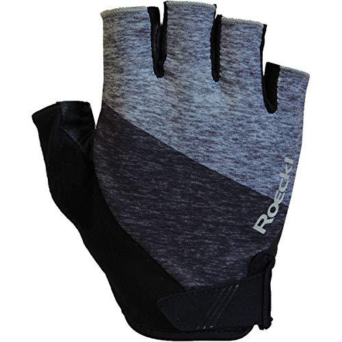 Roeckl Bergen Fahrrad Handschuhe kurz anthrazit 2020: Größe: 10