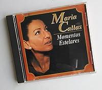 MARIA CALLAS - MOMENTOS ESTELARES (1 CD)
