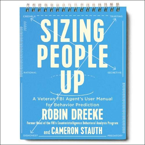 Sizing People Up  By  cover art