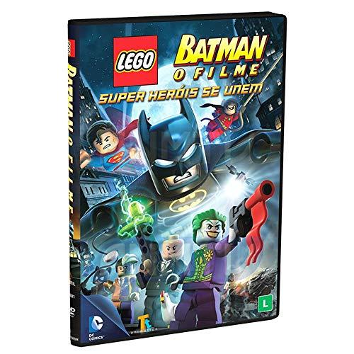 Lego Batman: O Filme - Super-Heróis Se Unem