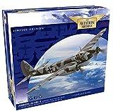 EP-Toy 1/72 Militaire Allemand Junkers Ju-88 Bomber Modèle en Alliage, Adultes Et Cadeaux De Collection, 7.9Inch X 11 Pouces