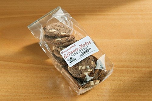 Erdnuss-Kekse - braunes Friesengebäck, 150g Packung