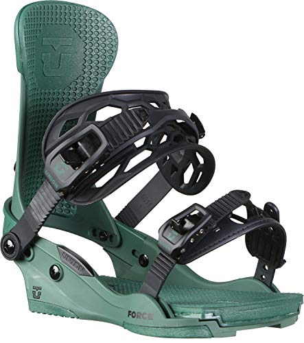 Union Force Snowboard Bindings Mens Sz M  Forest Green