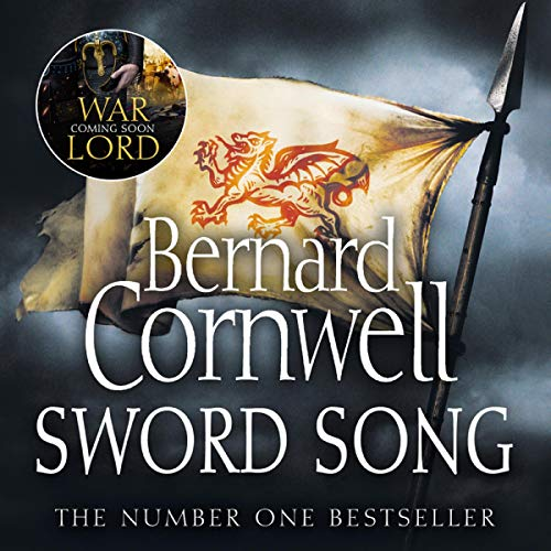 Sword Song Audiobook By Bernard Cornwell cover art