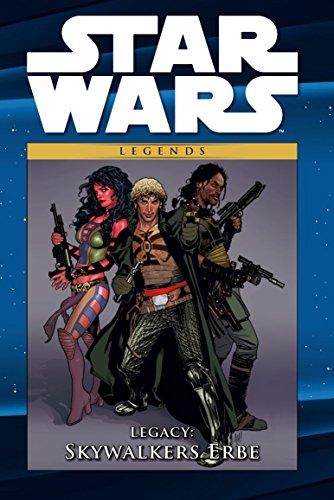 Star Wars Comic-Kollektion: Bd. 36: Legacy: Skywalkers Erbe