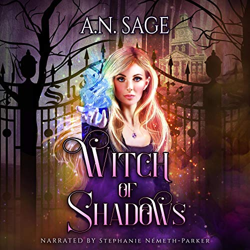 Witch of Shadows cover art