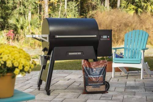 Traeger Grills PEL331 Signature Blend Grill, Smoke, Bake, Roast, Braise, and BBQ, 20 lb