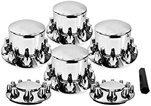 chrome truck axle covers