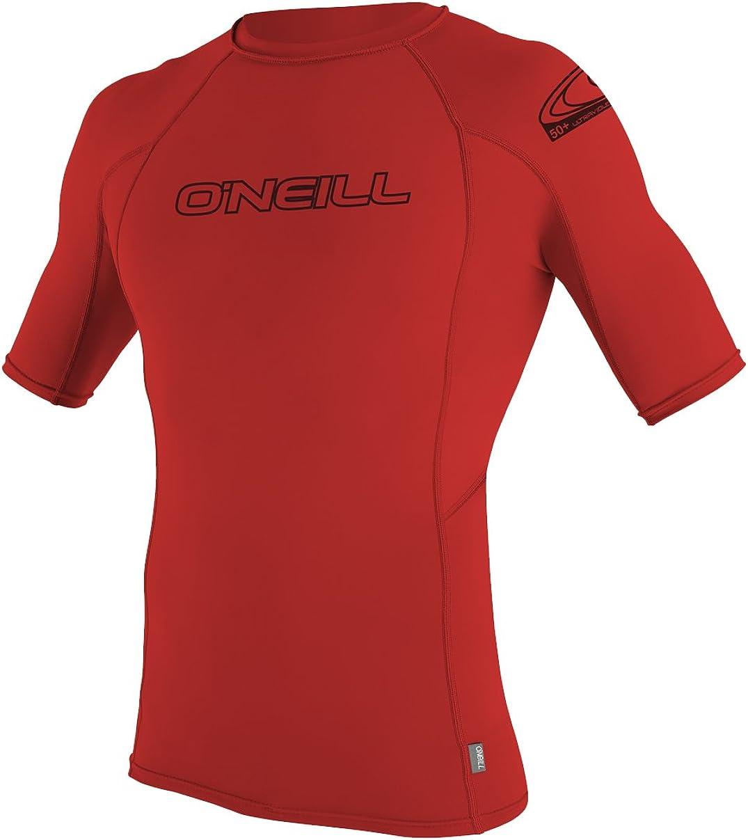 O'Neill Wetsuits Kids' Youth Basic Skins 50+ S/S Sun Shirt
