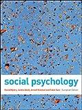 Social Psychology, European Edition