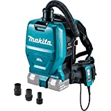 Makita XCV05PT 18V X2 LXT Lithium-Ion (36V) Brushless Cordless 1/2 Gallon HEPA Filter Backpack Dry...