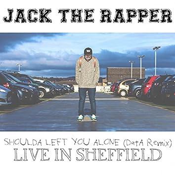 Shoulda Left You Alone (Data Remix)