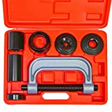 DHA Ball Joint Press Kit Heavy Duty 4x4 & U Joint Removal Tool for Most 2WD and 4WD Cars and Light Trucks