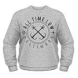 All Time Low: Sea Sick (Felpa Unisex Tg. XL) [Italia]