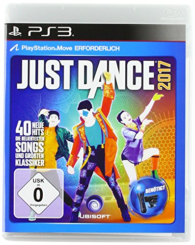 Just Dance 2017 - [PlayStation 3]