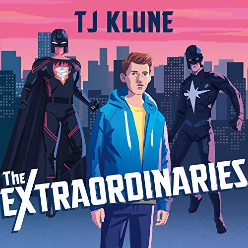 Couverture de The Extraordinaries