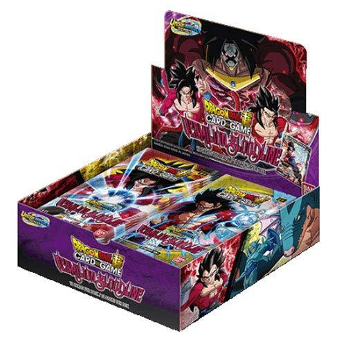 Dragon Ball Super Series 11 Vermilion Bloodline Booster Box - 24 Packs