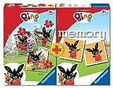 Ravensburger 20518 Bing Multipack Memory con 3 puzles, juego educativo , color/modelo surtido