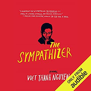 The Sympathizer                   By:                                                                                                                                 Viet Thanh Nguyen                               Narrated by:                                                                                                                                 Francois Chau                      Length: 13 hrs and 53 mins     147 ratings     Overall 4.1
