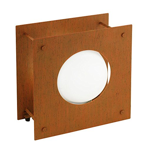 Eglo Haakon 1 Lampe E27 22 W Blanc