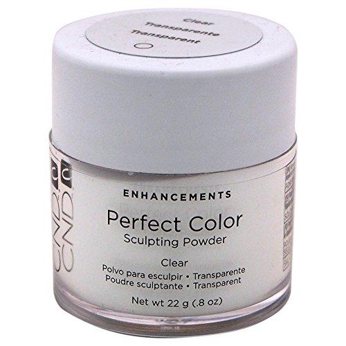 CND Verbesserungen perfekt Farbe Puder, klar, 22g