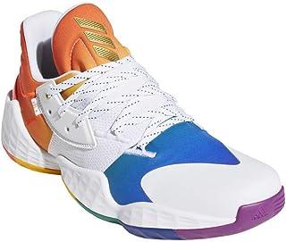 adidas Unisex-Adult Harden Vol. 4 Pride Indoor Court Shoe