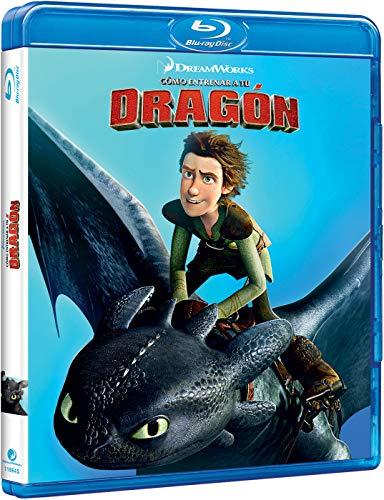 Como Entrenar A Tu Dragon (+ BD) [Blu-ray]