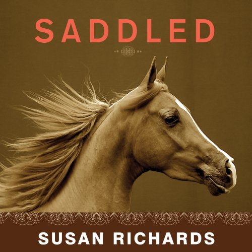 Saddled cover art